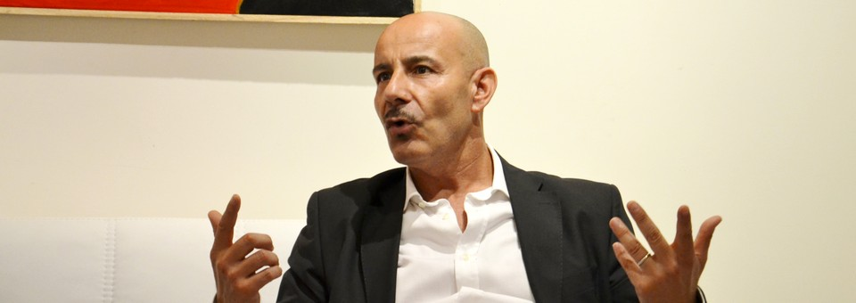 Incontro con l'autore – Nicola Viceconti
