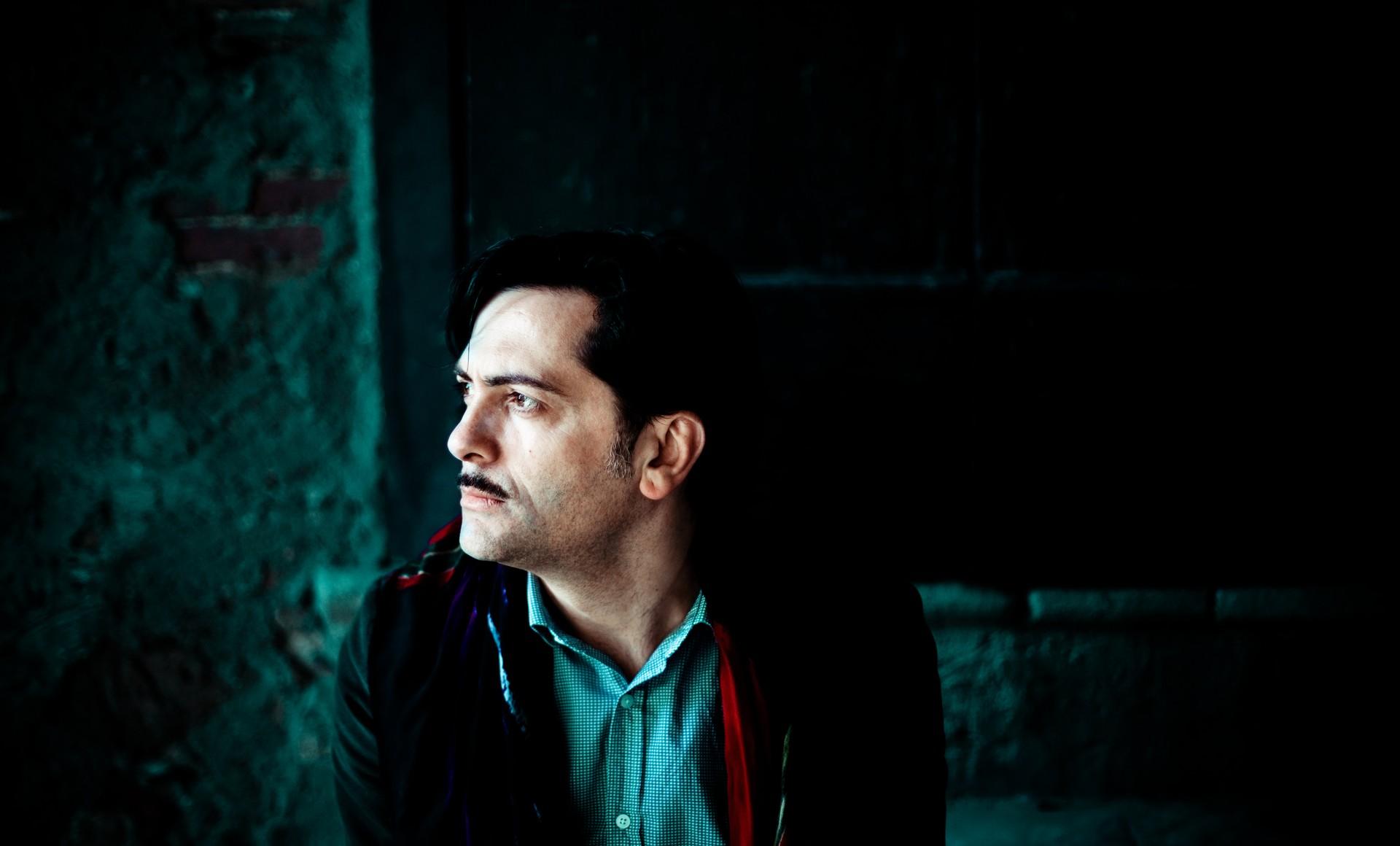 """Rocco Mentissi in """"Piano solo"""""""