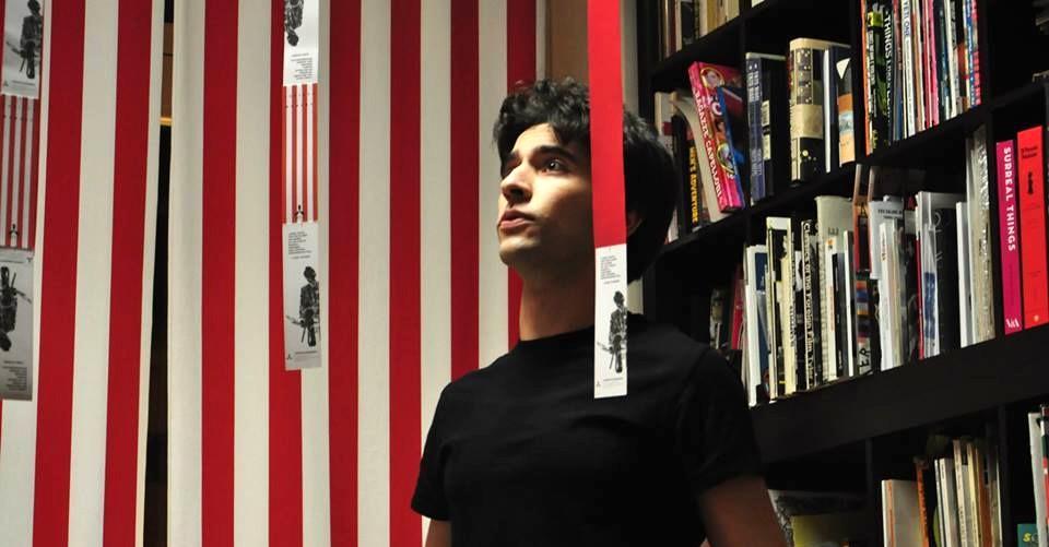 Incontro con l'autore – Alessio Pollutri