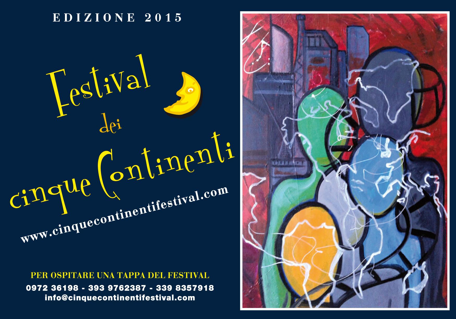 Festival dei Cinque Continenti – XI edizione
